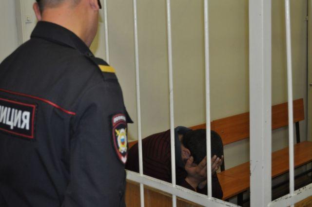 Мужчину заключили под стражу по решению суда.