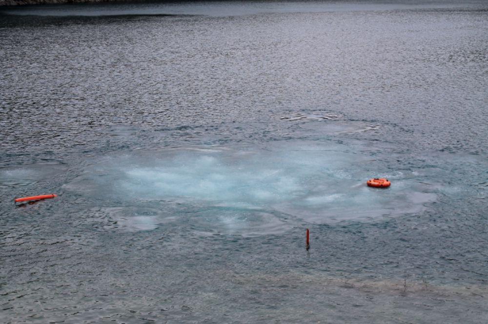 Для рекорда продержаться под водой нужно было не менее 15 минут.