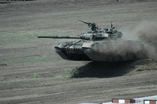 В Омске произошло второе за эту осень ДТП с участием танка.