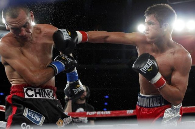 Челябинский боксер Константин Пономарев в 25 раз доказал свое превосходство