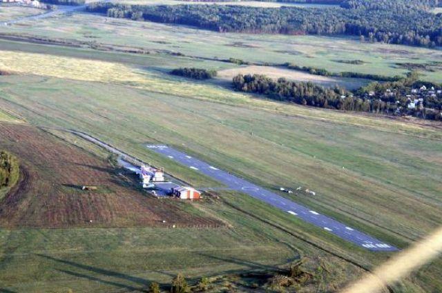 Аэродром «Калачево».