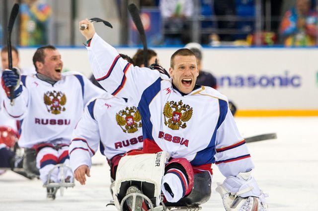 Сборная России на Паралимпиаде-2014 в Сочи