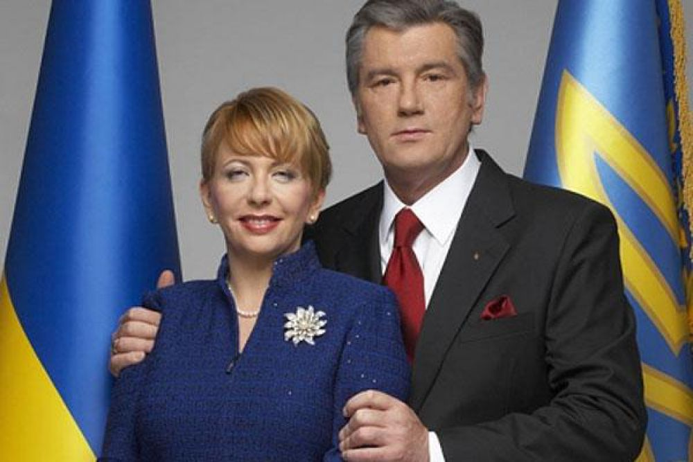 Екатерина Ющенко