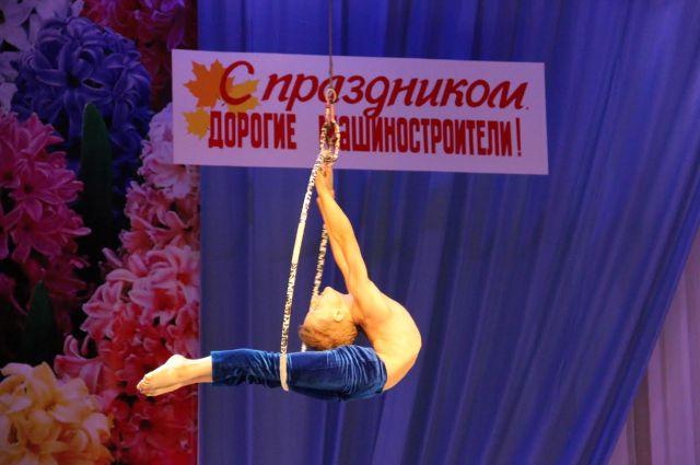 Работники ОАО «ММЗ» отметили профессиональный праздник