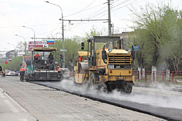 Мэрия Екатеринбурга предъявила иски к трем дорожным подрядчикам
