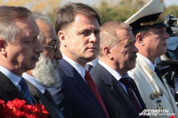 Владимир Груздев сообщил, что к 635 годовщине битвы на Куликовом поле планируется завершить строительство нового музейного комплекса «Поле Куликовской битвы».