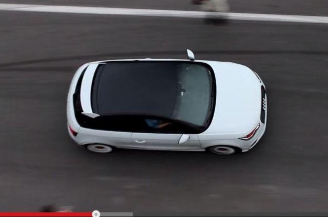 Audi A1 Quattro.