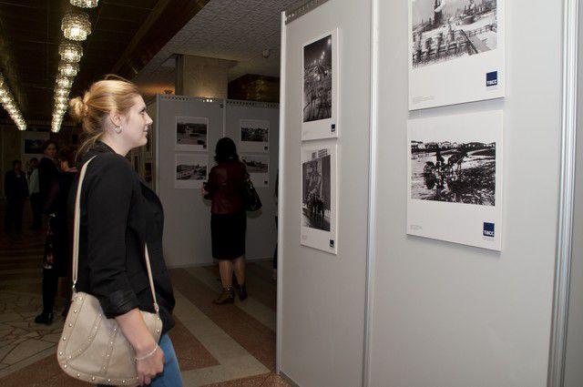 Уникальные фотоснимки могут увидеть омичи на выставке ИТАР-ТАСС.
