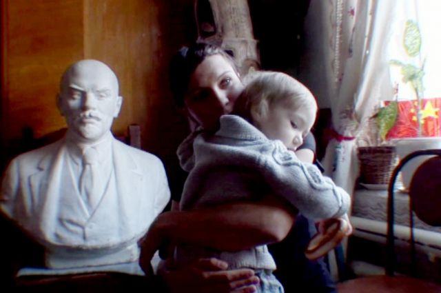 Кадр из фильма «Луну не догнать»