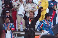 Победа японских гонщиков в дрифт-битве 2014 во Владивостоке.