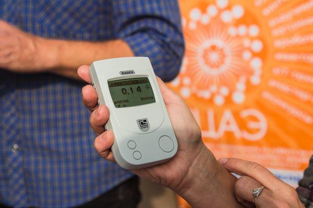 Участники атомного велопробега шокированы результатами замеров в Челябинске