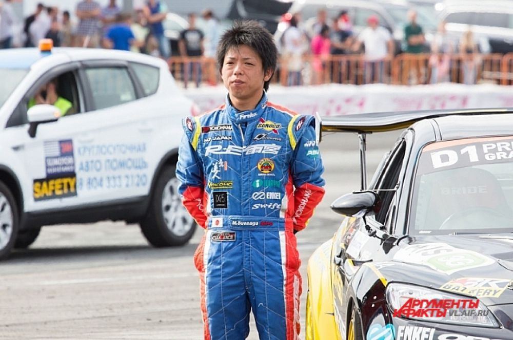 Масао Суэнага бился до самого конца. В итоге - серебро.