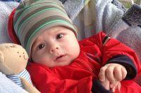 «Горячая точка» для 9-месячного Ярослава - это вся его коротенькая жизнь. А малышу так нужны здоровье и мир!