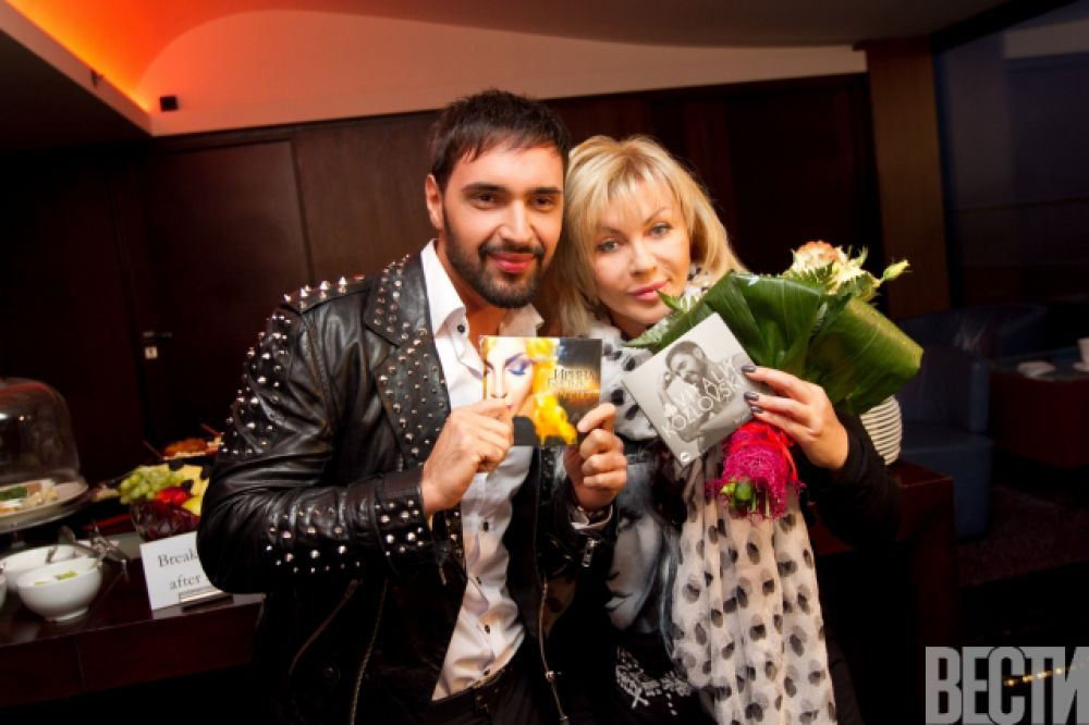 Ирина Билык и Виталий Козловский