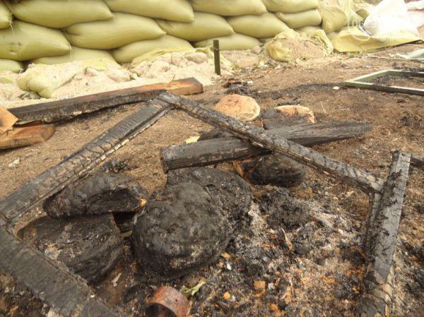 Мариуполь после обстрела