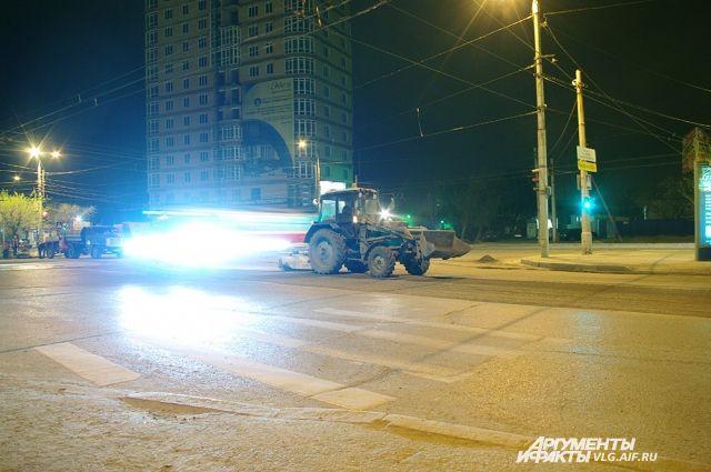 Улицу Калинина в Екатеринбурге закрыли для движения до 6 октября