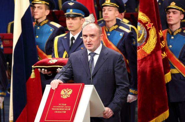 Дубровский, выдвинутый единороссами, стал полноправным главой Южного Урала