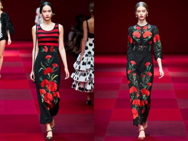 Показ Dolce&Gabbana весна-лето 2015
