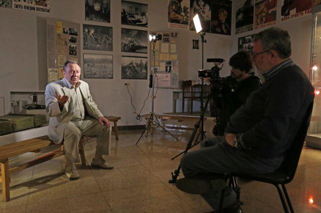В Челябинске документалист Барабанов снимет картину в честь 70-летия Победы