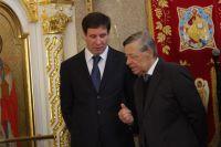 Михаил Юревич и Петр Сумин.