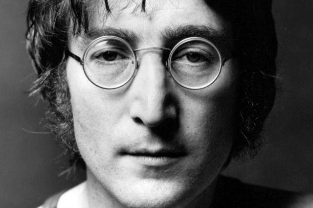 Легендарный Джон Леннон