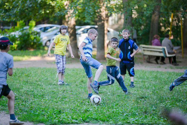 Дворовые игры, о которых не знают уральские дети