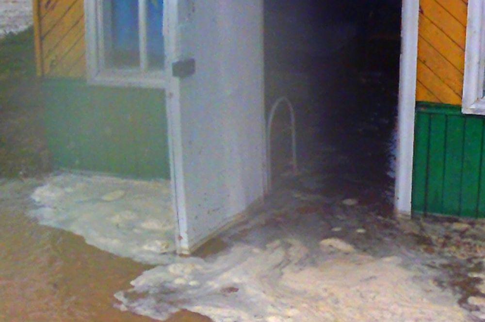 Опустели корпуса оздоровительного центра в Новонательевке.