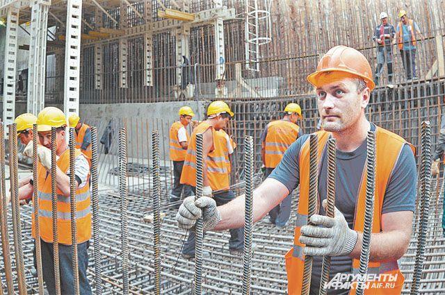 Чтобы хорошо строить, нужны профессионалы.
