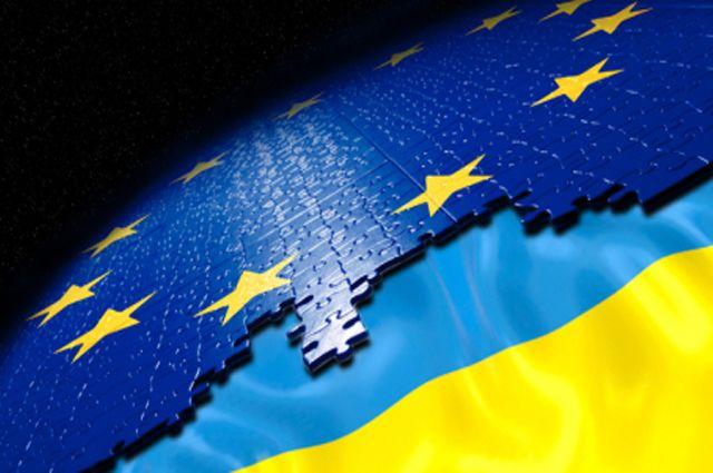Украина идет в ЕС