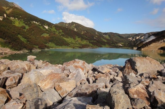 Подпрудное озеро