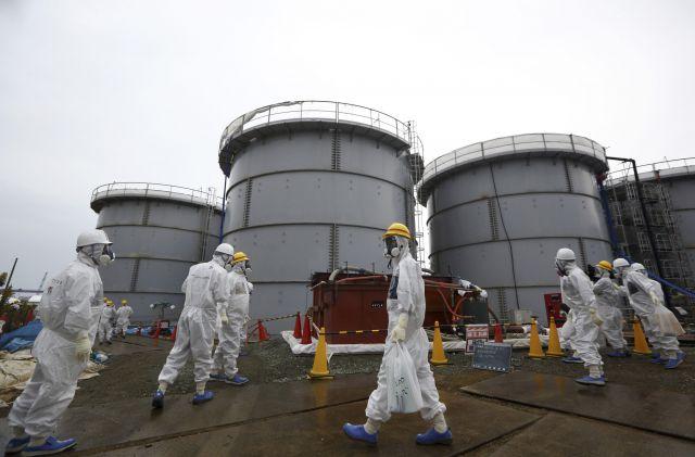 Ликвидация аварии на АЭС Фукусима