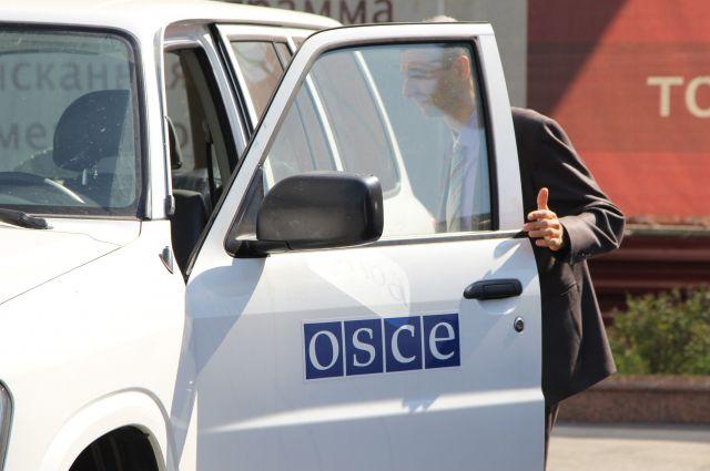 Миссия ОБСЕ в Луганской области