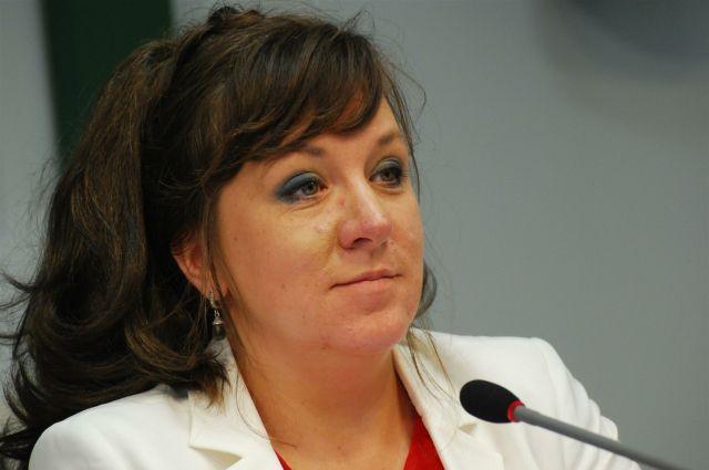 Олеся Григорьева лишилась депутатского мандата.
