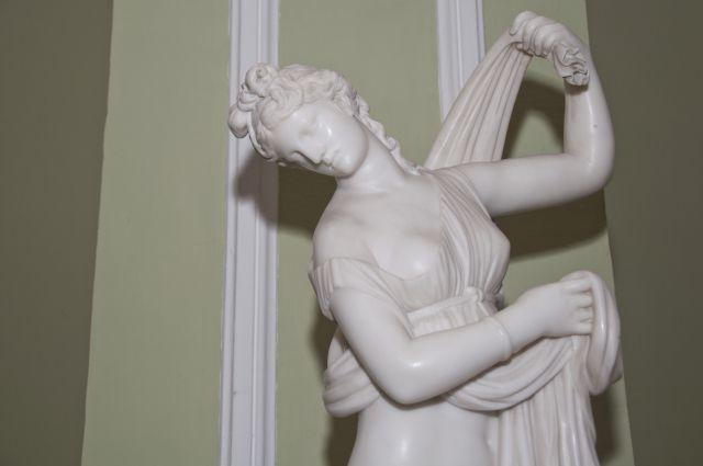 Омичи смогут увидеть экспонаты из коллекции Эрмитажа.