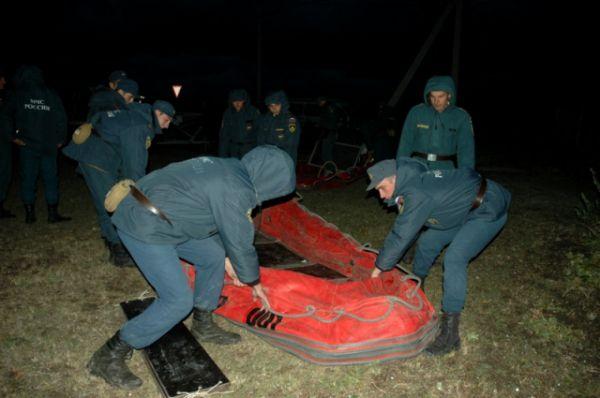 Спасатели начали работать в Ейском районе еще в ночь на 24 сентября.
