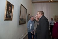 Выставка картин Айвазовского открылась в Омске.