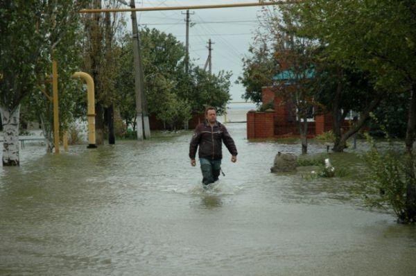 В Ясенской переправе вода поднялась на 40 сантиметров.
