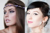 Татьяна Донскова (слева) и Виктория Шолохова претендуют на звание главных красавиц Рунета.