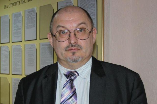 Владимир Кузин.