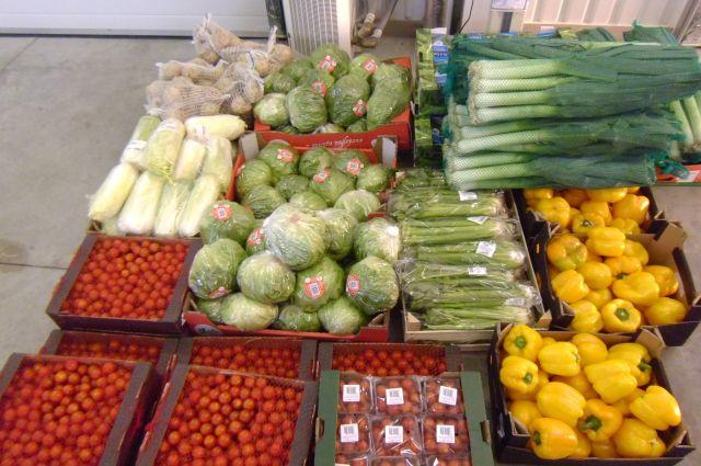 200 тонн овощей изъяли на границе.