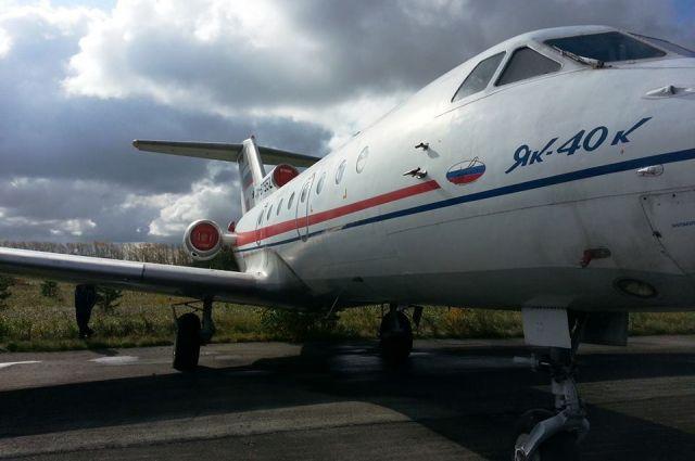 Уральский юрист предлагает Екатеринбургу пассажирский самолет