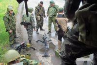 Террористы-убийцы на Донбассе