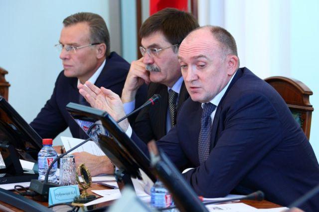 Дубровский переназначил только половину из министров Челябинской области