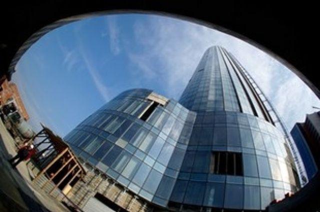 На Урале презентовали проект делового центра «Екатеринбург-Сити»