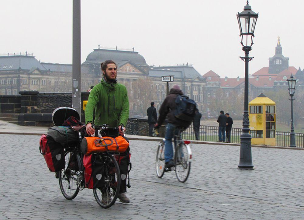 Путешествовать с двухколёсным другом – одно удовольствие