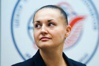 Елена Серова. 2014 год.