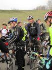 Велосипедисты любят собираться вместе