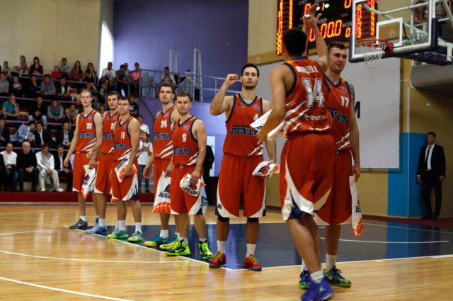 Челябинские баскетболисты клуба «Динамо» поборются за кубок России