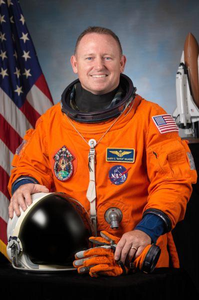 Пять лет назад Барри Уилмор летал на шаттле «Атлантис», когда в ноябре тот отправился на МКС для сборки компонентов.