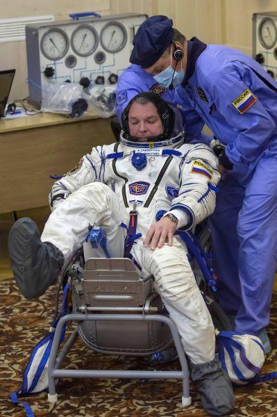 К спецтренировкам Самокутяев приступил в 2003 году, когда был зачислен в отряд космонавтов. Его специализация – лётчик-инженер.